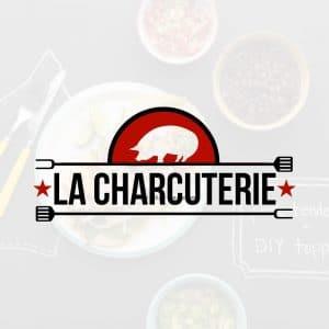 Création logo pour une charcuterie proposition 2