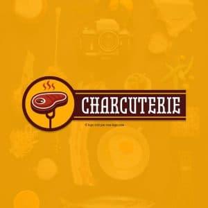 Création logo pour une charcuterie proposition 3