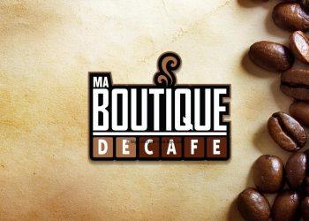 Création logo pour une boutique de café proposition 3