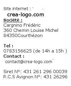 Mentions Légales crea-logo