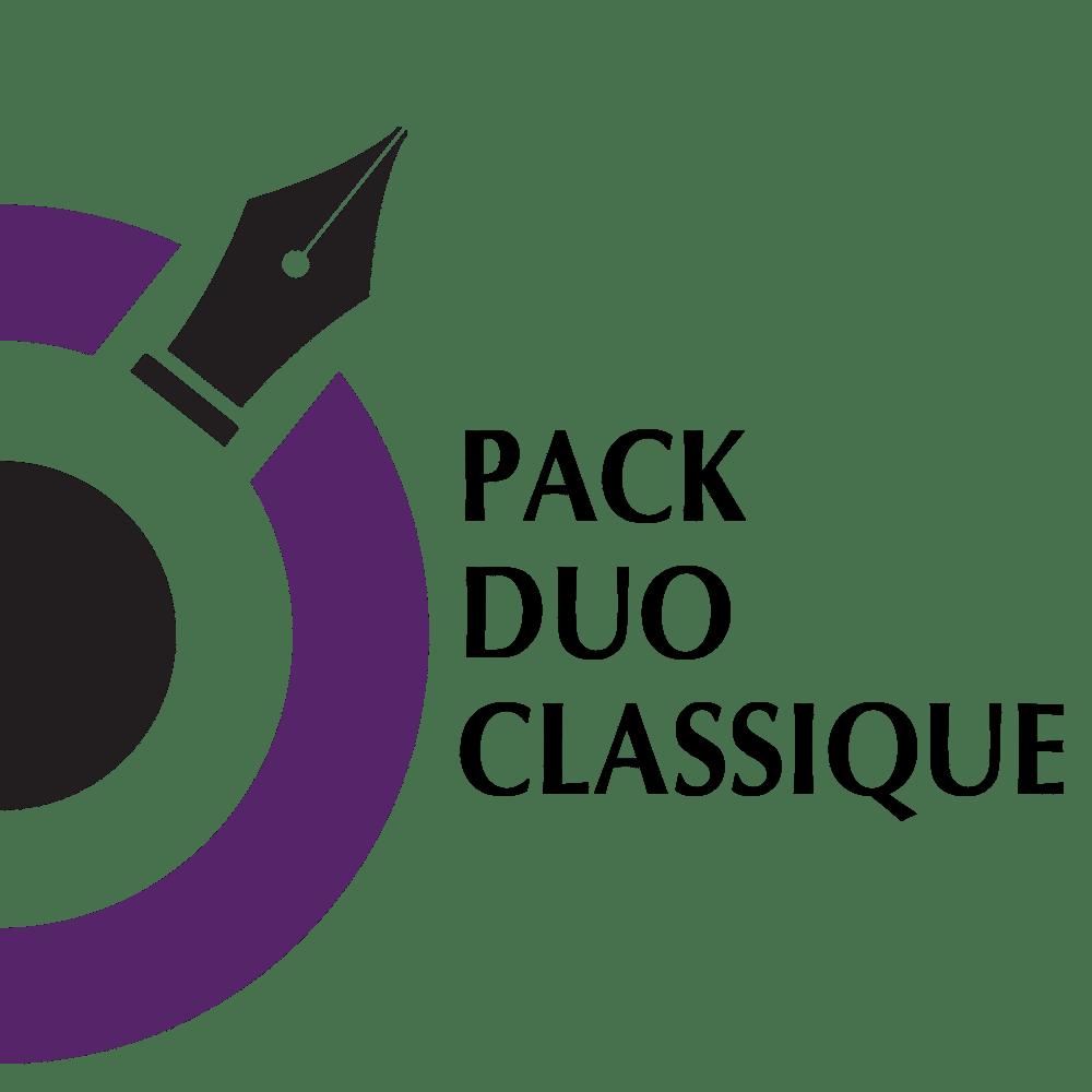 pack 2 logos pour 119 euros cr ation de logo pas cher. Black Bedroom Furniture Sets. Home Design Ideas