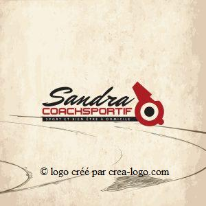 Cette image représente le logo d un coach sportif proposition 3