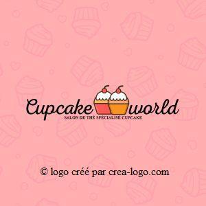 Cette image représente le logo d un salon de thé proposition 1