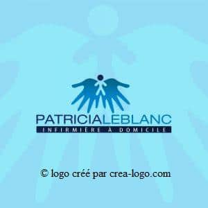 Cette image représente le logo d une infirmiere proposition 1